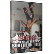"2CW DVD March 8, 2015 ""Super Kicks in the Southern Tier"" - Binghamton, NY"