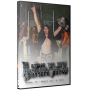"""2CW DVD July 19, 2015 """"We Booked This Show Because It Was Literally the Only Available Date for the Young Bucks"""" - Oswego, NY"""