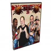 "3XW DVD November 25, 2011 ""November Knockout 3: Black Friday"" - Des Moines, IA"