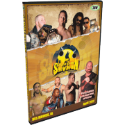 "3XW DVD April 27, 2012 ""Spring Showdown 3"" - Des Moines, IA"