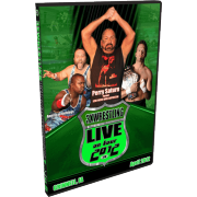 "3XW DVD April, 28, 2012 ""Live! - Grinnell"" - Grinnell, IA"