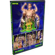 "3XW DVD August 31, 2012 ""King of Des Moines Tournament 2012"" - Des Moines, IA"