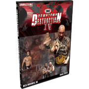 "3XW DVD June 29, 2012 ""Downtown Destruction 4"" - Des Moines, IA"