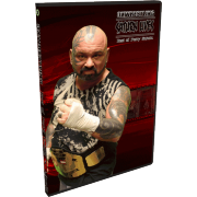 "3XW DVD ""Best of Perry Saturn in 3XWrestling"""
