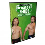 "3XW DVD ""Greatest Feuds: Wyatt vs. Sterling Volume 1"""