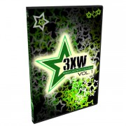 "3XW DVD ""Wrestling With The Stars Volume 1"""
