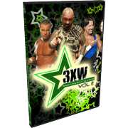 "3XW DVD ""Wrestling with the Stars Volume 2"""