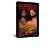 "AAW DVD November 1, 2008 ""Massacre on 26th Street '08"" - Berwyn, IL"