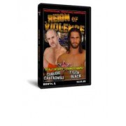 """AAW DVD October 4, 2008 """"Reign of Violence '08"""" - Berwyn, IL"""