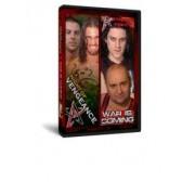 "AAW DVD October 24, 2009 ""Night of Vengeance"" & November 20, 2009 ""War is Coming"" - Davenport, IA"