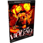 "AAW DVD August, 24, 2012 ""Reign of Violence 2012"" - Berwyn, IL"