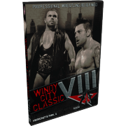 "AAW DVD November 24, 2012 ""Windy City Classic 8"" - Merrionette Park, IL"