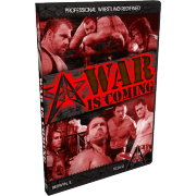 "AAW DVD October 26, 2012 ""War Is Coming"" - Berwyn, IL"