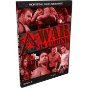 "AAW DVD October 26, 2012 ""War Is Coming"" - Berwyn, IL"