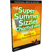 "AAW DVD August 2, 2013 ""Super Summer Sizzler Charity Event""- Berwyn, IL"
