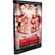 "AAW DVD December 28, 2013 ""One Twisted Christmas '13"" - Berwyn, IL"