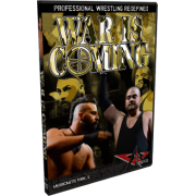 "AAW DVD October 25, 2013 ""War is Coming"" - Merrionette Park, IL"