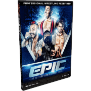 "AAW DVD March 21, 2014 ""EPIC: 10 Year Anniversary"" - Berwyn, IL"