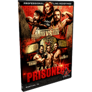 "AAW DVD March 29, 2014 ""Take No Prisoners"" - Pontiac, IL"