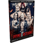 "AAW DVD April 11, 2014 ""Point of No Return"" - Berwyn, IL"