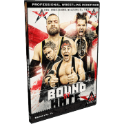 "AAW DVD June 20, 2014 ""Bound By Hate"" - Berwyn, IL"