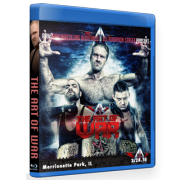 "AAW Blu-Ray/DVD February 28, 2015 ""Art Of War"" - Merrionette Park, IL"