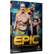 "AAW Blu-Ray/DVD March 21, 2015 ""Epic: 11th Anniversary"" - Berwyn, IL"