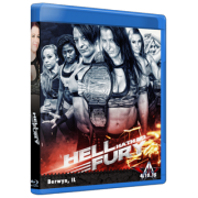 "AAW Blu-Ray/DVD April 10, 2015 ""Hell Hath No Fury"" - Berwyn, IL"