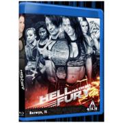 "AAW Blu-Ray/DVD April 10, 2015 ""Hell Hath No Fury"" - Berwyn, IL"