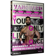 "AAW Vanguard DVD May 16, 2015 ""You Only Live Once"" - Berwyn, IL"