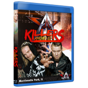 "AAW Blu-ray/DVD June 19, 2015 ""Killers Among Us"" - Merionette Park, IL"