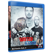 "AAW Blu-ray/DVD July 17, 2015 ""United We Stand"" - Merrionette Park, IL"