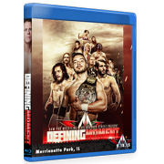 "AAW Blu-ray/DVD September 18, 2015 ""Defining Moment"" - Merrionette Park, IL"