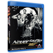 "AAW Blu-ray/DVD November 6, 2015 ""Never Say Die"" - Merrionette Park, IL"
