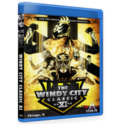 "AAW Blu-ray/DVD November 28, 2015 ""Windy City Classic XI"" - Chicago, IL"