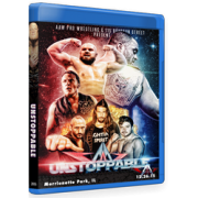 "AAW Blu-ray/DVD December 26, 2015 ""Unstoppable"" - Merrionette Park, IL"