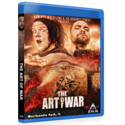 "AAW Blu-ray/DVD February 19, 2016 ""Art of War"" - Merrionette Park, IL"