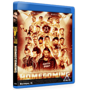 "AAW Blu-ray/DVD March 18, 2016 ""Homecoming"" - Berwyn, IL"
