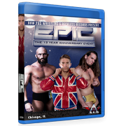 "AAW Blu-ray/DVD April 9, 2016 ""Epic"" - Chicago, IL"