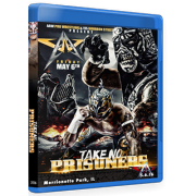 "AAW Blu-ray/DVD May 6, 2016 ""Take No Prisoners"" - Merrionette Park, IL"