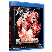 "AAW Blu-ray/DVD June 17, 2016 ""Killers Among Us"" - Merrionette Park, IL"