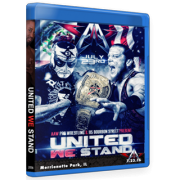 "AAW Blu-ray/DVD July 23, 2016 ""United We Stand"" - Merrionette Park, IL"