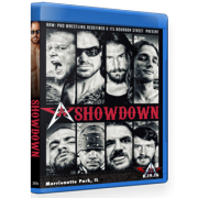 "AAW Blu-ray/DVD August 19, 2016 ""Showdown"" - Merrionette Park, IL"