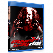 "AAW Blu-ray/DVD November 4, 2016 ""Never Say Die"" - Merrionette Park, IL"