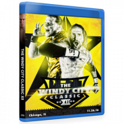 "AAW Blu-ray/DVD November 26, 2016 ""Windy City Classic XII"" - Chicago, IL"