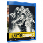 "AAW Blu-ray/DVD January 7, 2017 ""Tradition Continues"" - LaSalle, IL"
