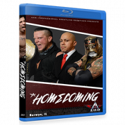 "AAW Blu-ray/DVD March 17, 2017 ""Homecoming"" - Berwyn, IL"