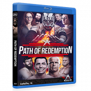 "AAW Blu-ray/DVD April 22, 2017 ""Path of Redemption"" - LaSalle, IL"