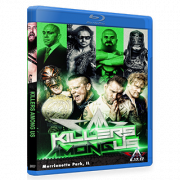 "AAW Blu-ray/DVD June 17, 2017 ""Killers Among Us"" - Merionette Park, IL"