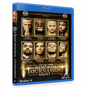 "AAW Blu-ray/DVD October 13, 2017 ""Jim Lynam Memorial Tournament Night 1"" - Berwyn, IL"